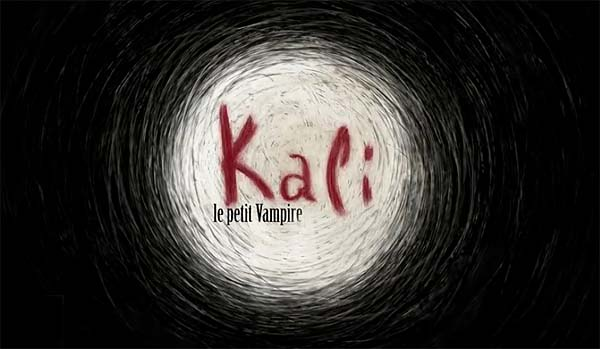 'Kali the Little Vampire' Title Card