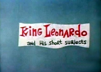 The King and Odie Television Series Title Card