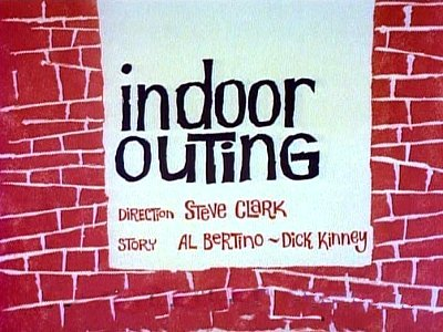 Indoor Outing Television Episode Title Card