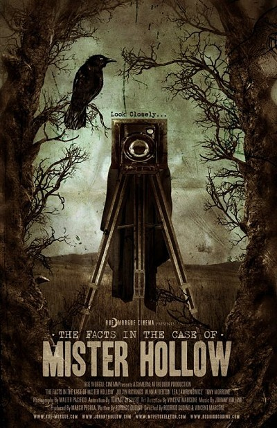 The Facts In The Case Of Mister Hollow Original Release Poster