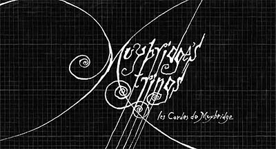 'Muybridge's Strings' Title Card