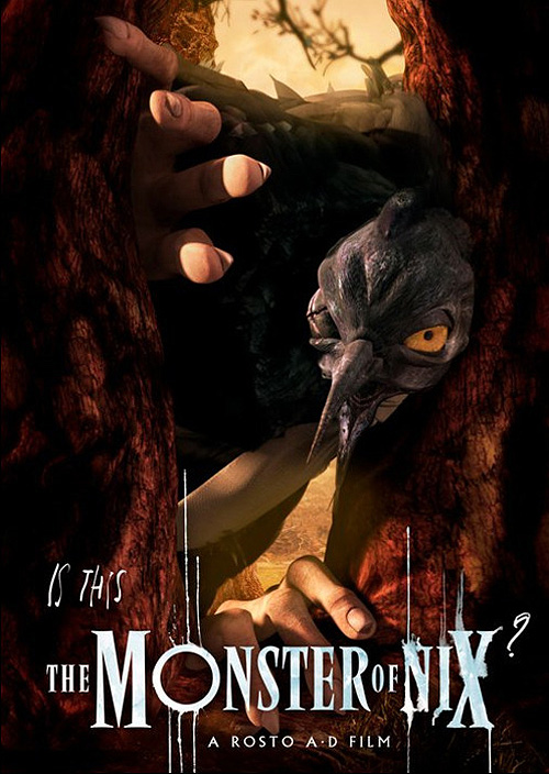 The Monster Of Nix Teaser Poster