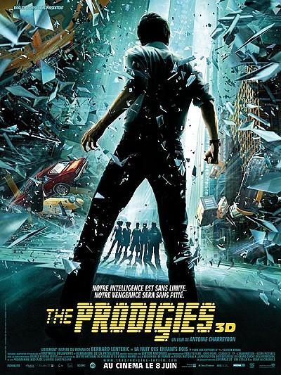 The Prodigies Poster