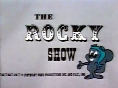 The Rocky Show Title Card