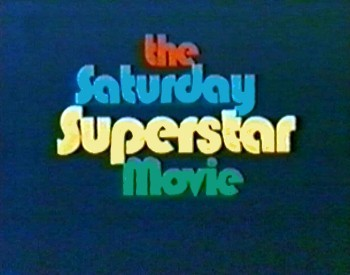 'The Man Who Hated Laughter' ABC Saturday Superstar Movie Title Card