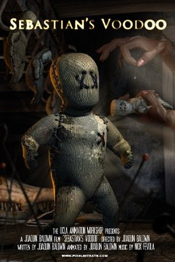 Sebastian's Voodoo Original Release Poster