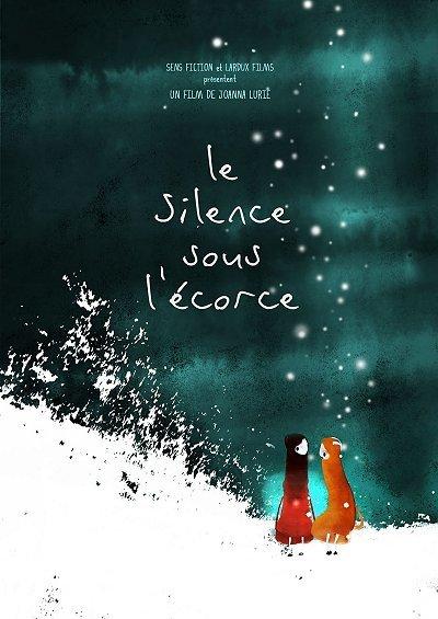 Le Silence Sous l'�corce Poster