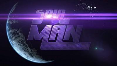 Soul Man Title Card