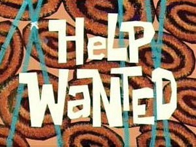 Help Wanted Television Episode Title Card