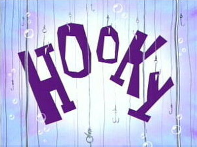Hooky Television Episode Title Card