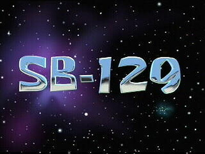 'SB-129 Television Episode' Title Card