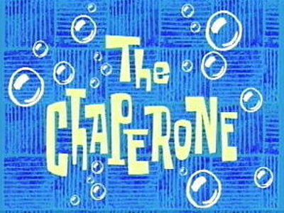 'The Chaperone Television Episode' Title Card