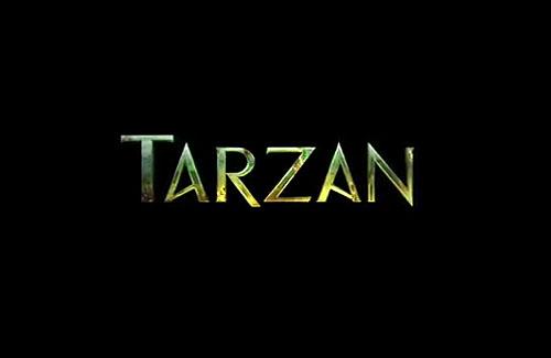 <i>Tarzan</i> Title Card