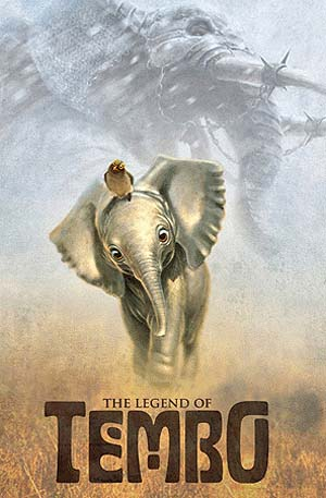 The Legend Of Tembo Poster