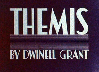'Composition #1: Themis' Title Card