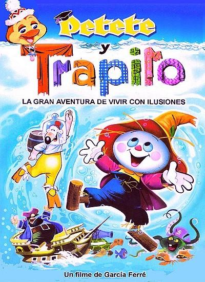 Petete Y Trapito Release Poster
