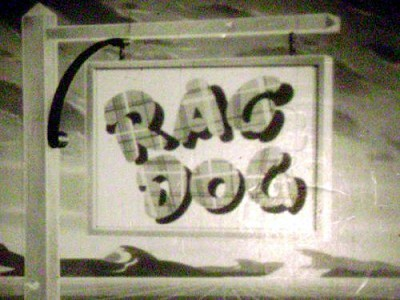 Rag Dog Reissue Title Card
