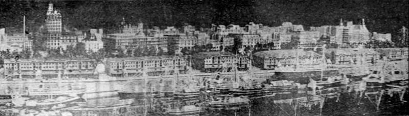 El Ap�stol Ducaud's Model of Buenos Aires