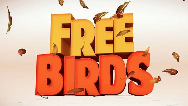 <i>Free Birds</i> Title Card