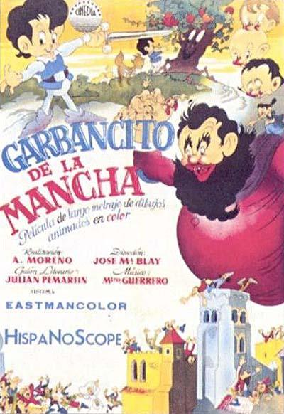 Garbancito De La Mancha Poster