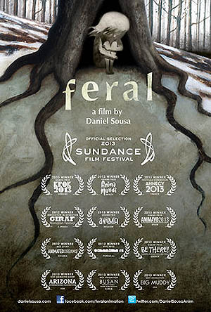 Feral Promo Poster