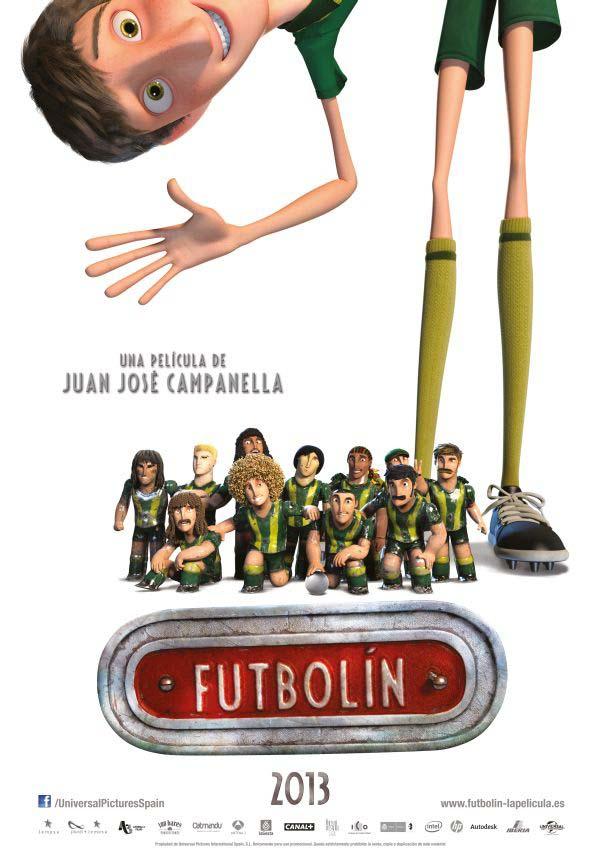 Futbol�n / Metegol Teaser Poster