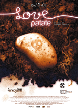 Love Patate Poster