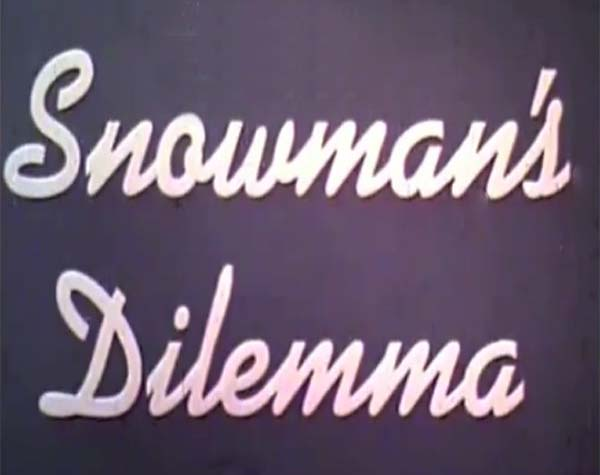 'Snezhniyat Chovek' English Title (as Snowman's Dilemma)