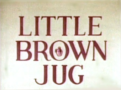 <i>Little Brown Jug</i> Title Card