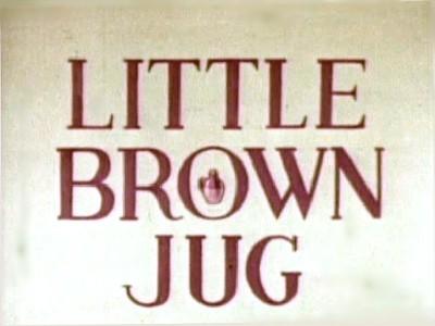<i>Little Brown Jug</i> Title Card