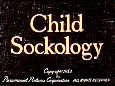 <i>Child Sockology</i> Title Card