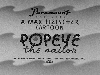 It's The Natural Thing To Do 1939 Series Title Card