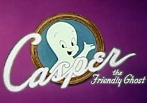 Casper, The Friendly Ghost Series Title Card