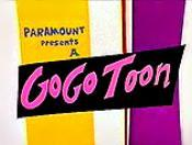 'GoGo Toons' Series Title Card
