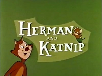 'Herman The Catoonist' Original Title Card