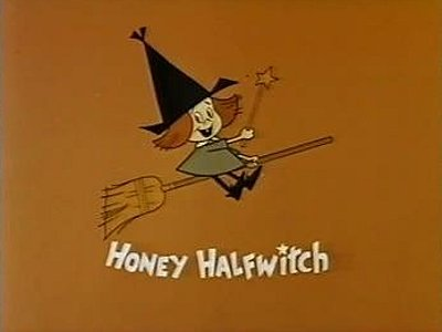 From Nags To Witches Title Card (1965-1966)
