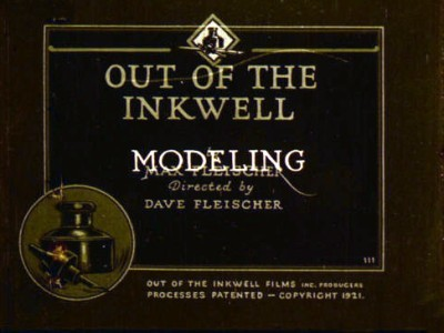 'Modeling' Title Card