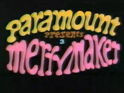 'Merry Makers' Series Title Card