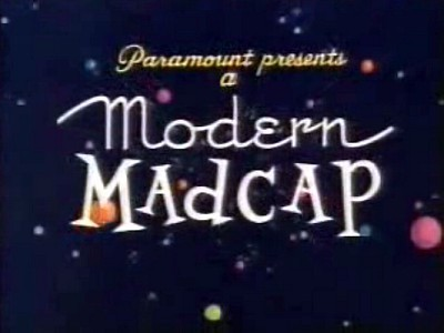Modern Madcaps Series Title Card
