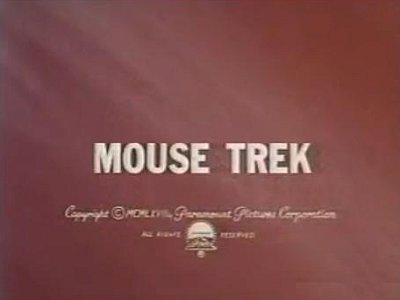 Mouse Trek Title Card