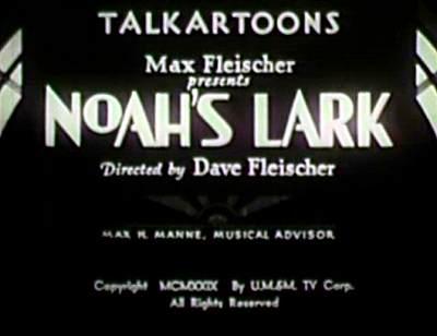 Noah's Lark Title Card