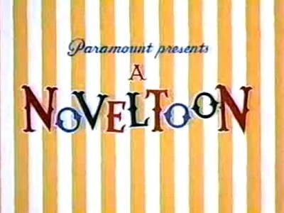 Early 1960's Series Title
