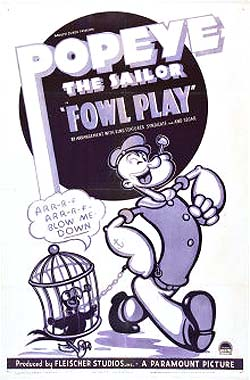 Fowl Play Poster