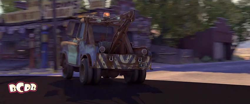 A 113 Reference (Mater's License Plate)