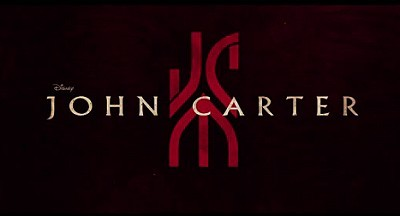<i>John Carter</i> Title Card