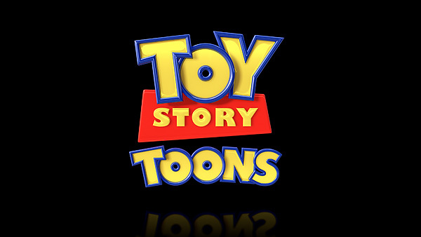 <i>Toy Story Toons</i> Series Title Card