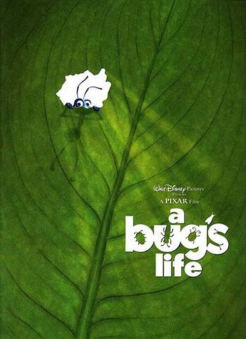 A Bug's Life Original Release Poster