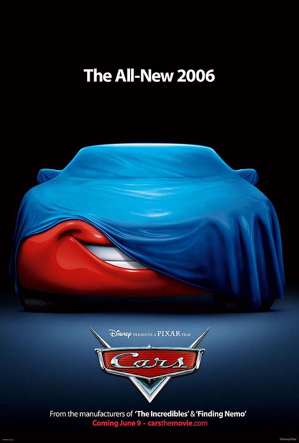 Cars Advance Poster
