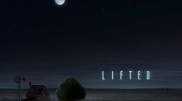 <i>Lifted</i> Title Card