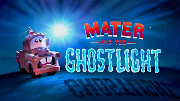 'Mater And The Ghostlight' Title Card